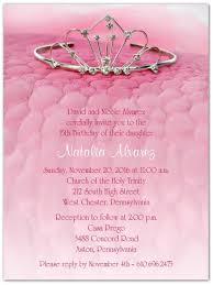 Quincenera Invitations The Tiara Quinceanera Invitations