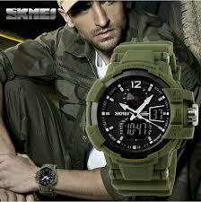 brand new skmei 1040 g army camouflage military watch reloj led brand new skmei 1040 g army camouflage military watch reloj led digital sports watches relogio masculino esportivo shock clock