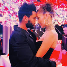 Cut Copy Lights And Music Lyrics Are The Weeknds Blinding Lights Lyrics About Bella Hadid