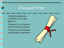 medical assistant pediatrics salary medical assistant powerpoint