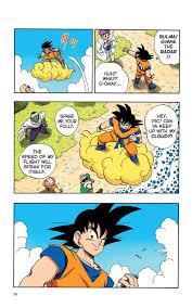 The franchise was originally released as a manga and created by akira toriyama nearly 30 years ago. Dragon Ball Full Color Saiyan Arc Chapter 4 Page 12 Dragones Dibujos Fondo De Pantalla Para Telefonos
