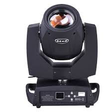 beam moving head stage light dmx512 16 channel 14 color pole dance party disco outdoor wedding