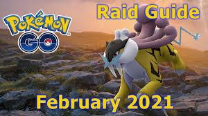 Pokémon GO Raikou Raid Guide – The Best Counters (January & February 2021)