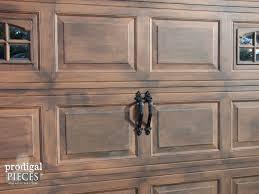 wood carriage garage doors. Uncategorized Faux Carriage Garage Doors Marvelous Remodelaholic Wood Door For Inspiration And Trends W