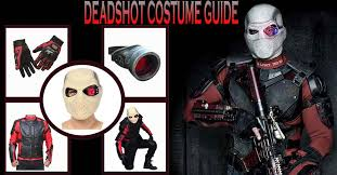20 steps to deadshot cosplay diy deadshot costume guide