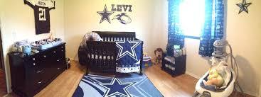baby nursery baby dallas cowboys nursery my completed sports boy football bedding