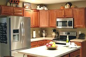 Above Kitchen Cabinets Ideas Custom Design