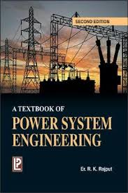 A Textbook of Power System Engineering book by R. K. Rajput ...