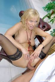 Anal Milf In Stockings
