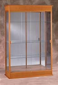 Floor Standing Display Cases
