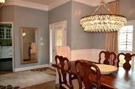 wonderful bowl chandelier dining room terrific transitional chandeliers for foyer rugs rug blue wonderfu