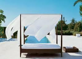 impressive luxury outdoor beds outdoor canopy bed curtains luxury outdoor canopy bed modern