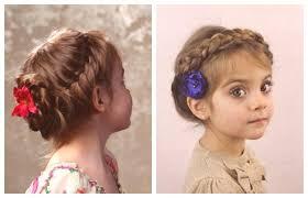 Dětské účesy Pro Dovolenou A Pro Každý Den Foto