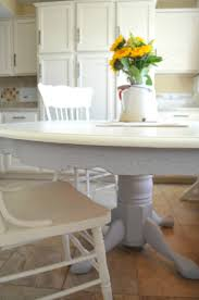 diy dining room table makeover. DIY Chalk Painted Farmhouse Style Table Diy Dining Room Makeover O