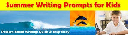 summer writing prompts for children teaching writing fast and  summer writing prompts for children