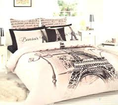 paris twin comforter travel themed bedding sets home designing ideas with comforter set twin inspirations 3