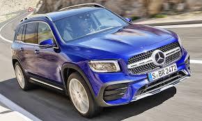 Der glb ist bis ins detail ein echter suv. Mercedes Glb 2019 Motor Ausstattung Crashtest Autozeitung De