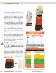 Astm Glove Chart Salisbury Insulating Rubber Gloves Salisbury Electrical