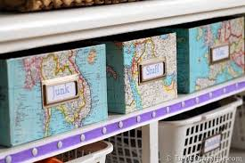 Decorative Boxes Michaels 60 Clever Things You Can Do With a Shoebox Mudroom Shelving and Box 59