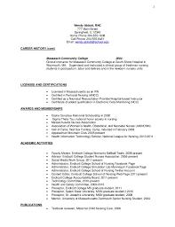 Sample Cover Letter For Resume Recommendation Letter Sample For