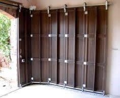 best garage doorSpacesaving garage door garagedoor  Rollup Door  Pinterest