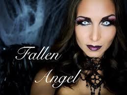 fallen angel makeup tutorial