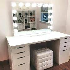 Swingeing Bedroom Vanity Desk Contemporary Bedroom Vanity Sets ...