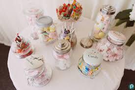 ... DIY wedding ideas vintage sweet jars ...