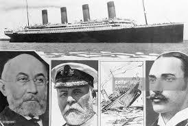 「John Jacob Astor is dead in the Titanic.」の画像検索結果