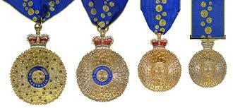order of australia panion officer member medal of the order
