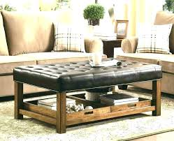 fabric ottoman coffee table large ottomans tables australia full size