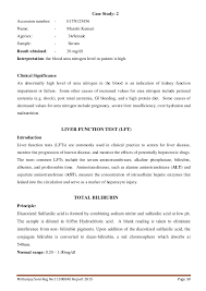 50 Best Of Biology Lab Report Template – Template Free
