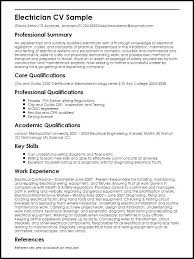 Sample Resume Key Skills Sample Resume For An Entry Level Sales