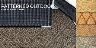 round rugs area rug outdoor square sisal direct 4x4