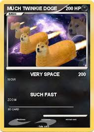 doge twinkie in space.  Space Pokemon MUCH TWINKIE DOGE Throughout Doge Twinkie In Space