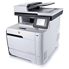 Small Picture HP LaserJet Pro 400 Color MFP M475dw Review Nice Output Quality