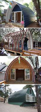Arched Cabins can be used for animal shelters, workshops, vacation homes,  RV shelters, hunting lodges, retirement homes and many other uses!