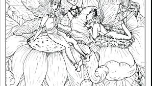 Anime Coloring Pages For Adults Fairy Tale Coloring Page Coloring