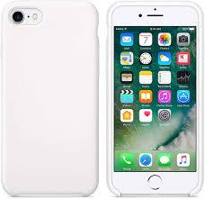 <b>Чехол</b> (<b>клип-кейс</b>) <b>Eva для</b> Apple iPhone 7/8 - Белый (IP8A001W-7 ...