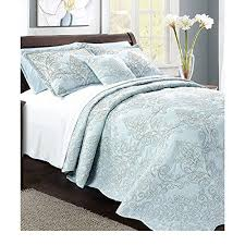 120 x 120 king bedspread. Fine King 120 X Light Blue Oversized Damask Bedspread King Floor Hangs Over Edge  Floral Bedding Drops Side Bed Frame Drapes Large Extra Wide Long French To
