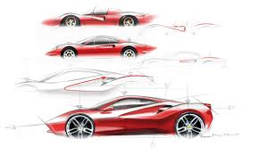 Designed by jan kaplicky and andrea morgante of future systems, london, the 78 m (256 feet) long, 45 m (148 feet) wide enzo ferrari museum has a geometrical shape and high transparency. Ferrari Exhibition At London Design Museum Auto Design