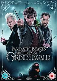 Fantastic Beasts The Crimes of Grindelwald DVD 2018: Amazon.de: DVD &  Blu-ray