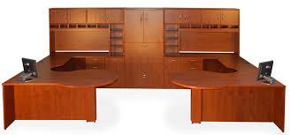 double office desk. Double Office Desk F