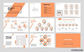 Project Proposal Presentation Orporate Presentation Slides Design Creative Business