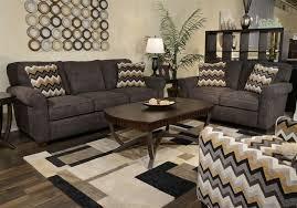 Zachary Sofa in Cement Mahogany or Wheat Fabric by Jackson 3278 03