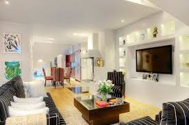 Tastefully Decorated Apartment With Open Floor Plan | iDesignArch ...