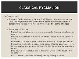 pyg on by g b shaw ppt video online  classical pyg on information