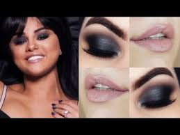makeup tutorial selena gomez hands to myself maquiagem chumbo