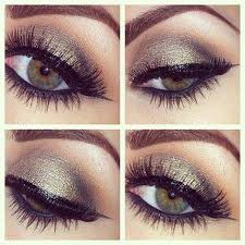smokey eyes makeup 2016