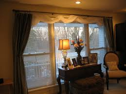 interior inspirational curtains for large windows ideas curtain window dressing tall small treatments images